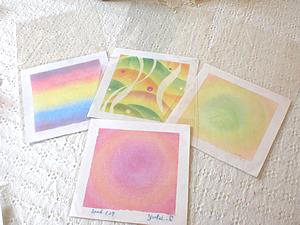 さまざまな色づかいで心が癒されていく パステルアートの魅力