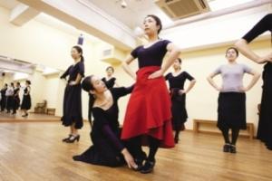 平 富恵スペイン舞踊研究所/ヒラソルフラメンコスタジオ