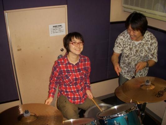Shuffleドラム教室