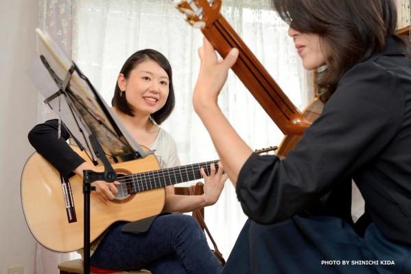 森田綾乃ギターウクレレ教室