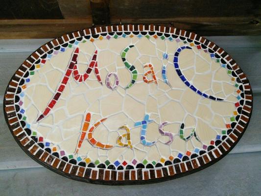モザイクタイル・タイルアート教室KATSU