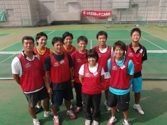 レックインドア上石神井テニススクール