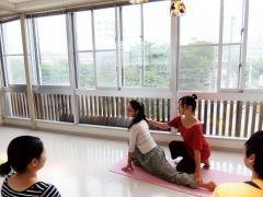 沖縄3日間ルーシーダットンスクールRyu Yoga